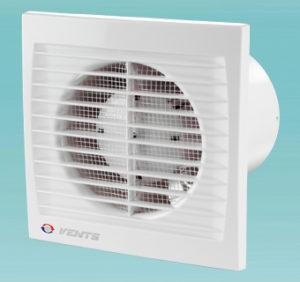 Осевые вентиляторы, для вытяжной вентиляции серии ВЕНТС 100 СК