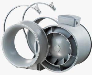 Канальный вентилятор смешанного типа серии ВЕНТС ТТ.
