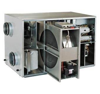 Приточно-вытяжные установки с рекуперацией тепла ВЕНТС ВУТ Р